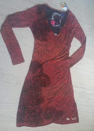 Desigual платье новое испания