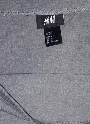 Трикотажная юбка h&m