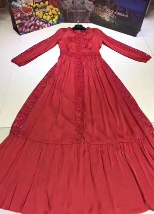 Вечернее платье elie saab 100% мокрый шёлк