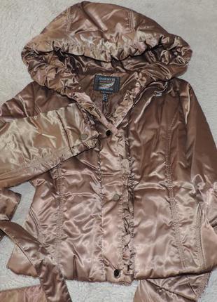 Куртка демисезон s-m