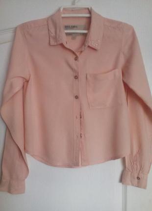 Блузка-рубашка garcia jeans 8-9 лет.