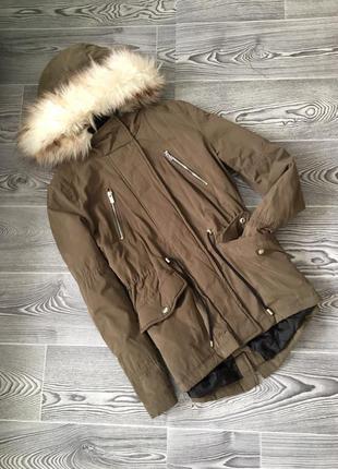 Куртка парка пальто на осень весна