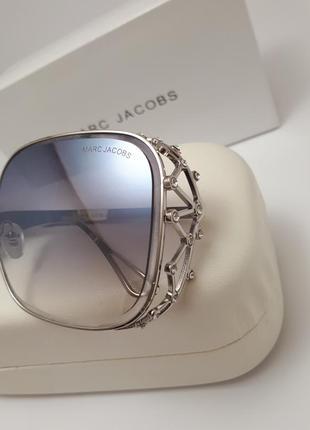 New 2018 изумительные солнцезащитные очки в оправе серебро