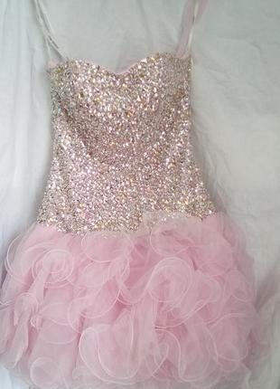 Супер выпускное платье