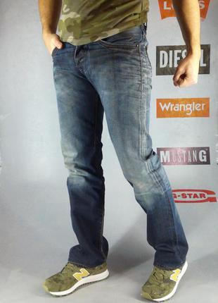 Мужские джинсы pepe jeans w30l32 (левис,левайс)