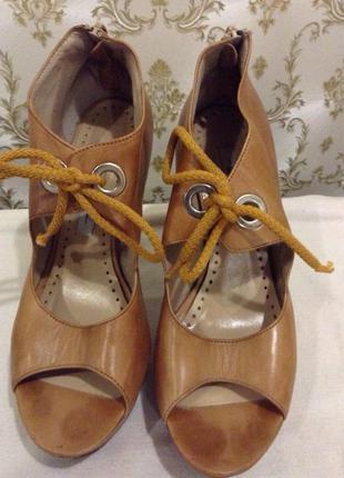 Кожаные туфли by badura