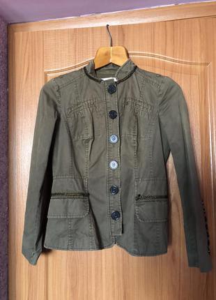 Тренч пиджак пальто