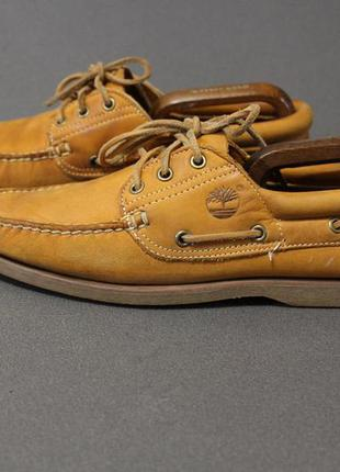Топсайдеры, туфли, timberland