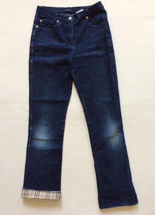 Детские джинсы burberry 100% оригинал размер 12