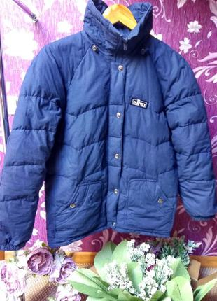 Куртка зимова (пух/перо)