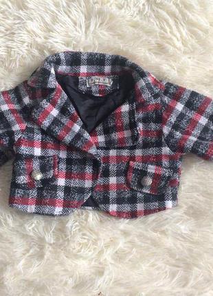 Пиджак -пальтишко