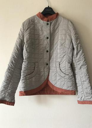 Двусторонняя деми куртка aquarama