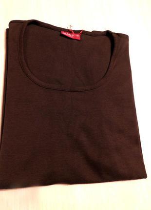 Акция!..футболка, бренд biaggini, покупка с италии, р. м, л, хл..