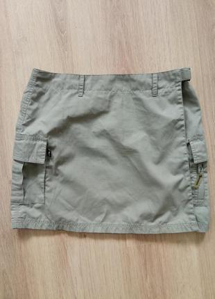 Стильна юбочка с запахом от kangol