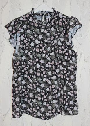 Блуза с рюшами next. состоя. идеал