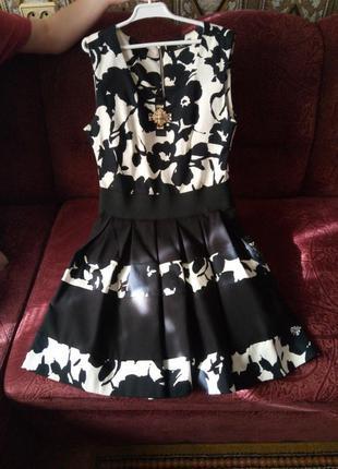 Праздничное платье, бренд  а.m.n.