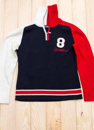 Спортивный свитер-бомбер