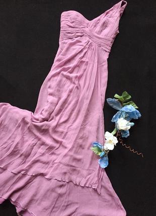 Красиве вечірнє плаття mango p.s