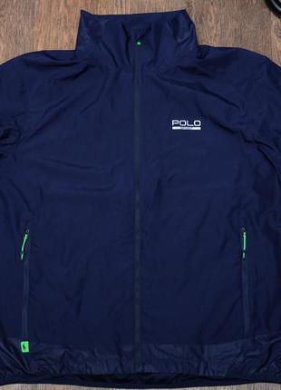 Куртка (вітровка) ralph lauren polo sport