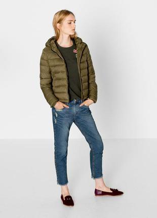 Стильная куртка pull&bear