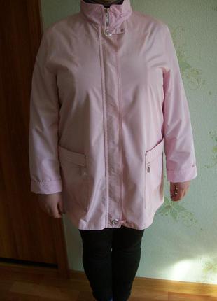Легкая курточка ветровка, размер 14-16