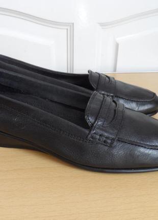 Германия medicus натуральная кожа мягкие комфортные ортопедические туфли мокасины