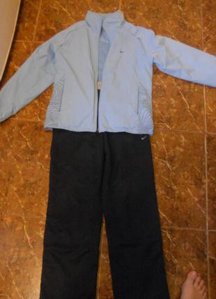 Спортивный костюм nike, размер  s