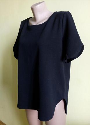 Блузка блуза футболка на 50-52р.