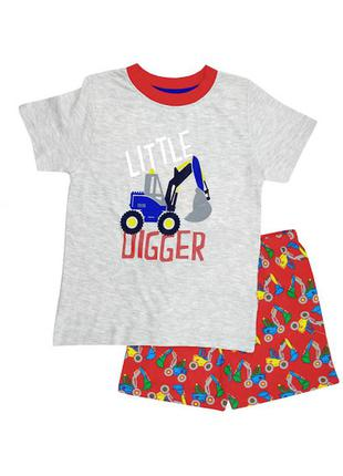 Летняя пижама для мальчика primark германия