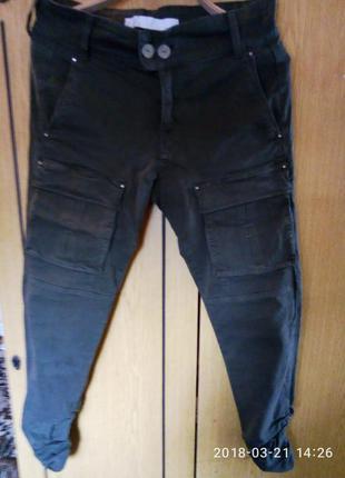 Брюки, штаны, джинсы stradivarius