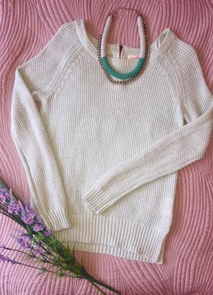 Нежнейший мятный свитерок с ангорой.