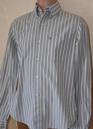 Рубашка abercombie& fitch m ( 48-50р) .