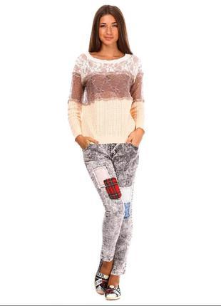 Justor джинсы 42it размер