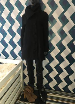 Трендовое пальто прямого кроя от h&m