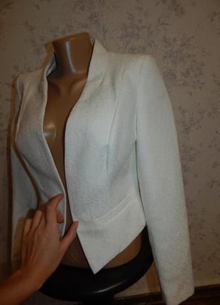 New look пиджак жакет стильный модный р10