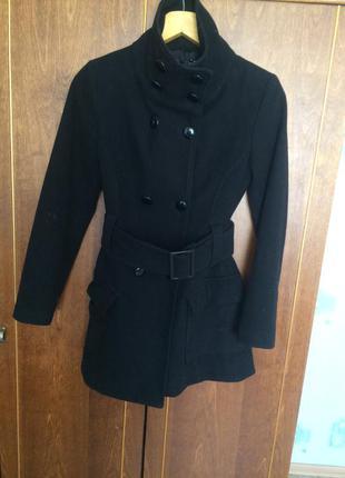 Тёплое пальто terranova