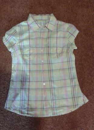 Летняя рубашка h&m