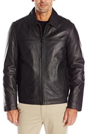 Кожаная куртка tommy hilfiger. америка