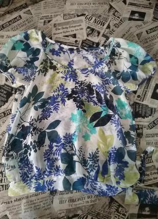 Легкая невесомая блуза