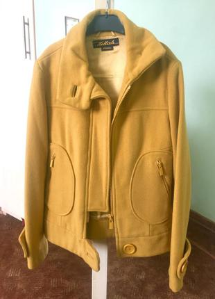 Стильне коротке пальто killah ( фирменное пальто)