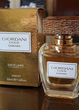 Парфюмерная вода giordani gold essenza [джордани голд эссенза]