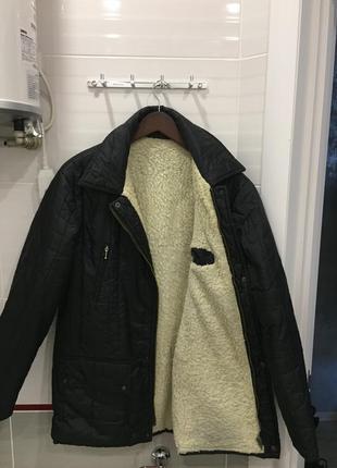 Куртка черная