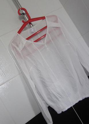 Легкая блуза,рубашка из вискозы.vero moda