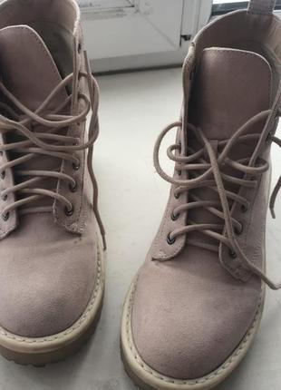 Ботинки на весну, h&m