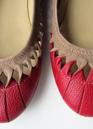 Балетки. туфли на низком ходу hogl