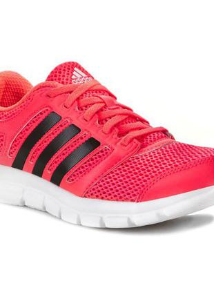 Кросівки adidas breeze 101 2 w b44040 pink