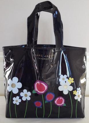 Новая виниловая сумка marc jacobs оригинал из америки