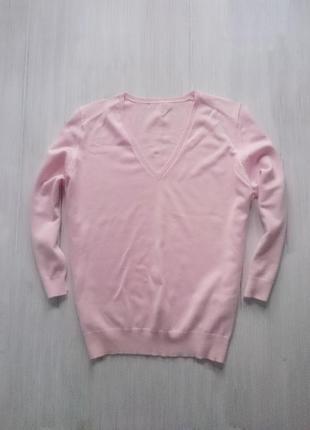Нежный мягкий пуловер джемпер