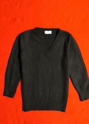 Кофта свитер collection at george 100% кашемир