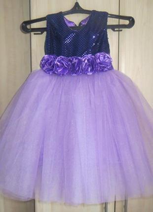Платье, 5-7 лет